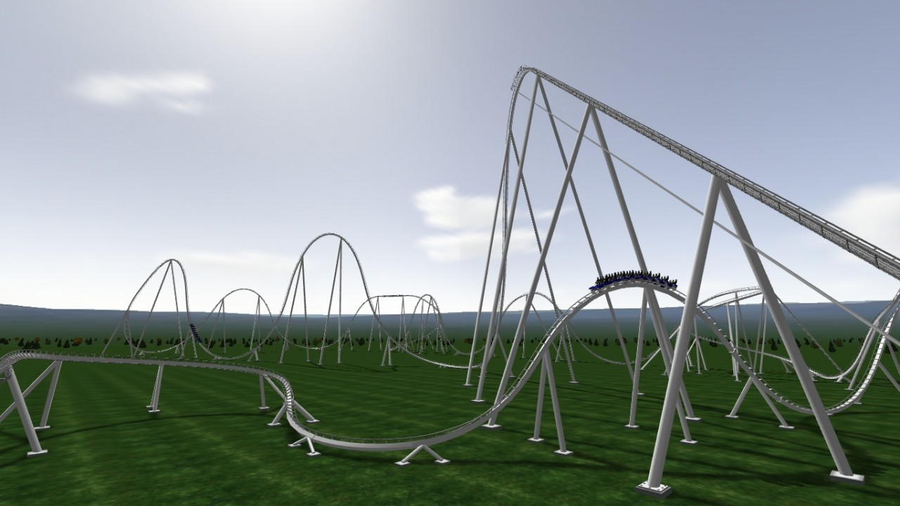 B&M Out & Back - Tony-Coasterrider